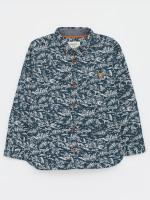 Mini Woodland Etching Shirt