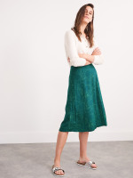 Sprouting Reversible Skirt