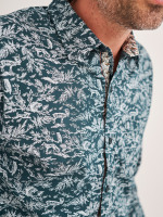 Woodland Etching Print Shirt