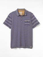 Bronsea Stripe Polo