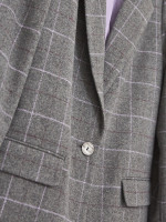 Dewberry Wool Blazer