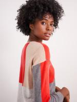 Olivia Colourblock Jumper