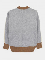 Relax Colourblock Crew Jumper