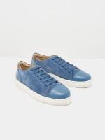 Jada Suede Lace Up Trainers