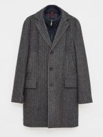 Topping Wool Revere Coat