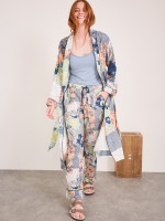 Rian Woven Unlined Robe