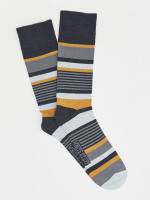 Stripe Bamboo Sock