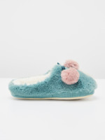 Faux Fur Mule Slipper