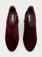 Lottie Velvet Shoe Boot
