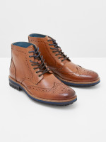 Ben Brogue Ankle Boot