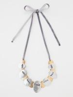 Threaded Velvet Collar