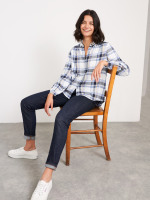 Kimmy Check Shirt