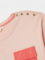 Utility Jersey Top
