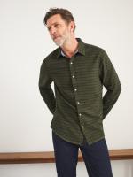 Horizontal Stripe Shirt