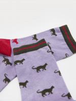 Cleo Cat Sock