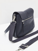 Sadie Leather Saddle Bag