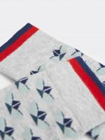 Paper Boat Sock
