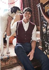 Rainer Knitted Waistcoat