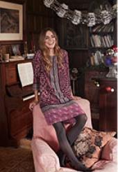 Lillyanna Paisley Tunic Dress