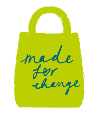 "Unsere initiative ""made for change"""