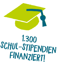 """Unsere initiative """"made for change"""""""