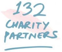 132 charity partners - Doing Good Stuff