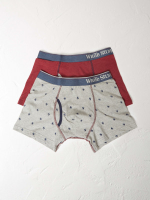 Go Nuts Boxer Double Pack