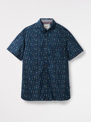Bullseye Print Shirt