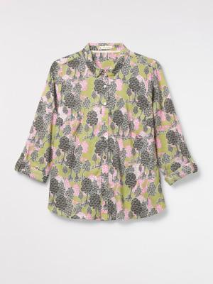 Tree Print Shirt
