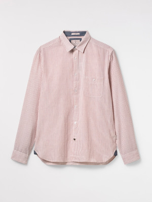 Linear Stripe Shirt