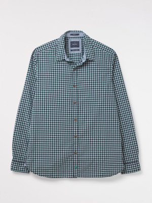 Gingdigo Check Shirt