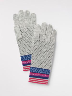 Ellie Fairisle Glove