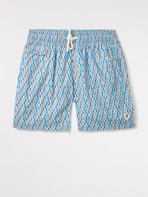 Octigeo Print Swim Short