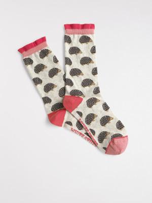 Feeling Prickly Single Sock