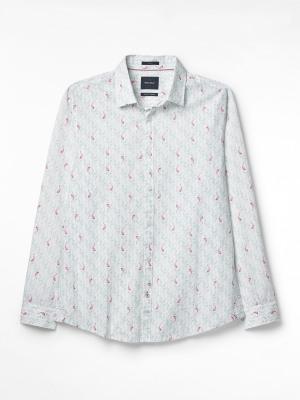 Koi Print Shirt