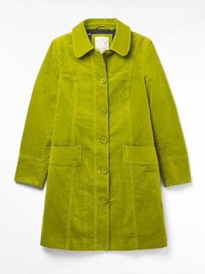 Highbrook Velvet Coat