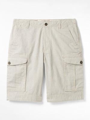 Tilbury Stripe Cargo Short