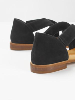 Sacha Strappy Backed Sandal