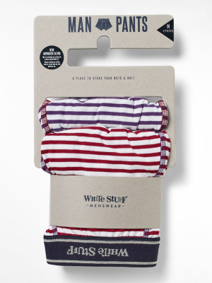 Stripe Double Pack