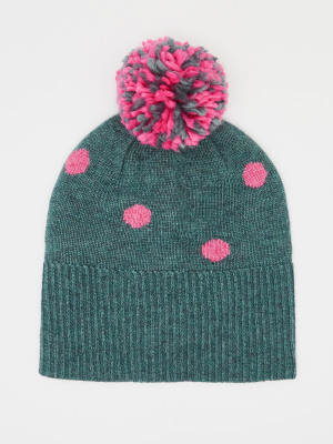 Kids Reversible Spot Hat