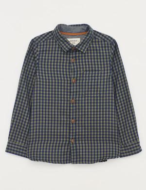 Besom Check Shirt