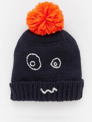 Kids Funny Face Hat