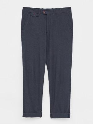 Chukar Herringbone Trousers