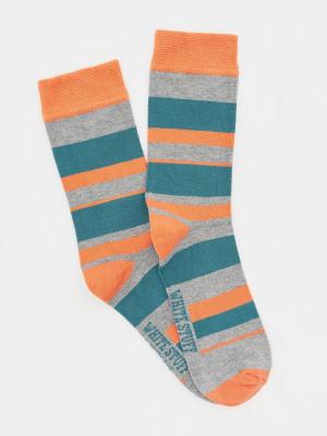 Bamboo Stripe Sock
