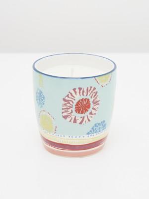 Oriental Decorative Candle