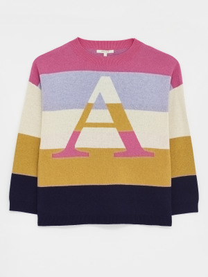 Alphabet Jumper A