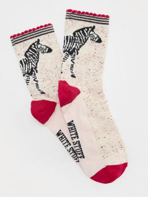 Bella Zebra Sock