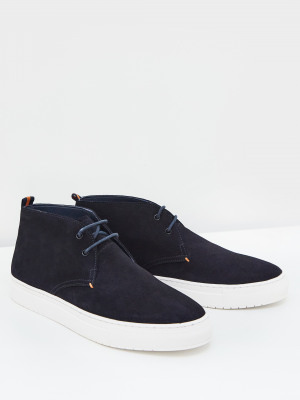 Lace Up Casual Boot