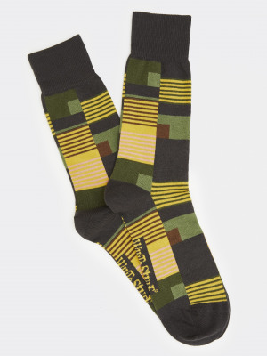Patchwork Sock