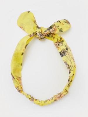 Bow Organic Cotton Headband